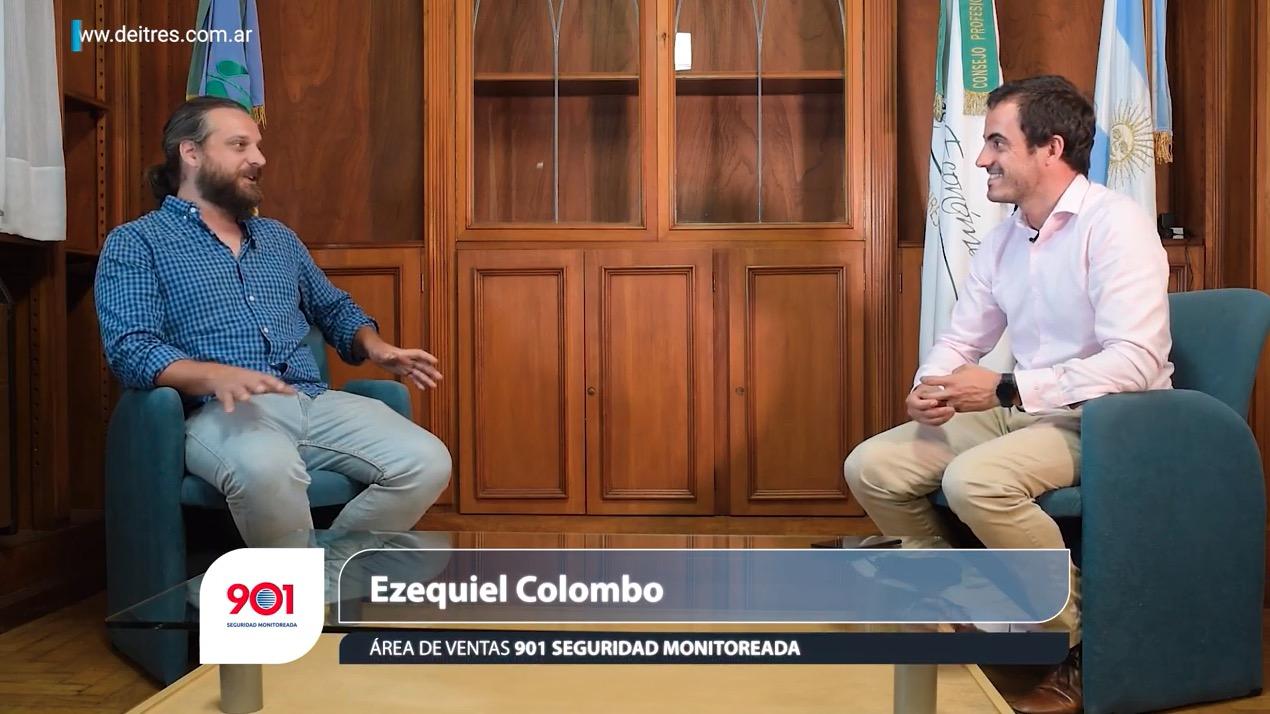 Ezequiel Colombo 901